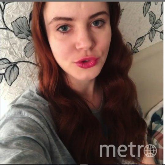 """Татьяна сказала, что ей повезло. Фото https://www.instagram.com/p/B5SUBjsoMsK/, """"Metro"""""""