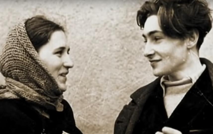 Нонна Мордюкова и Вячеслав Тихонов. Фото Скриншот Youtube