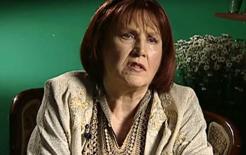 Нонна Мордюкова. Фото Скриншот Youtube
