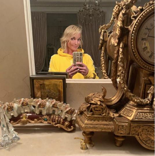 Анастасия Волочкова. Фото Скриншот Instagram/volochkova_art