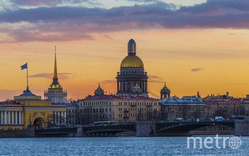 """На реках Петербурга появился первый лед. Фото Pixabay.com, """"Metro"""""""