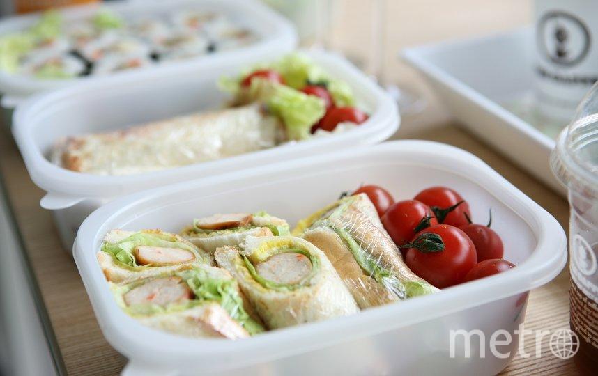 Франческа Исдон стала постепенно добавлять здоровую пищу в ланч-бокс сына. Архивное фото. Фото pixabay.com