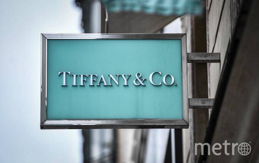 Холдинг LVMH приобрёл бренд Tiffany за 16 миллиардов долларов. Фото AFP