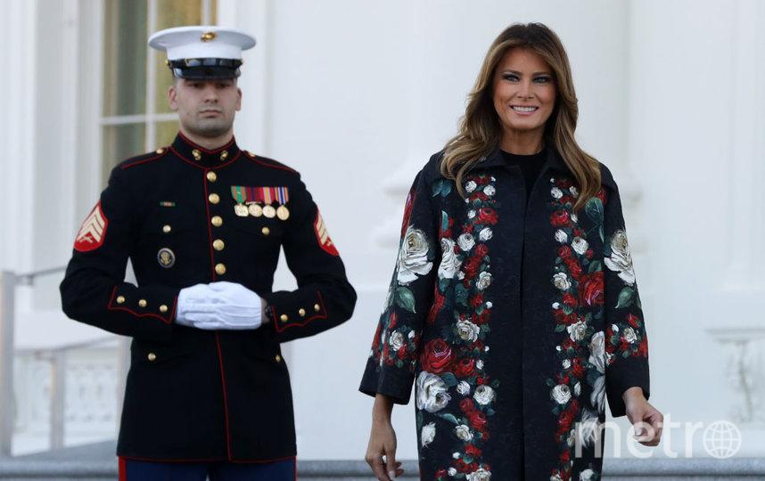 Традиция устанавливать в Белом доме елку идет с 1966 года. Фото Getty
