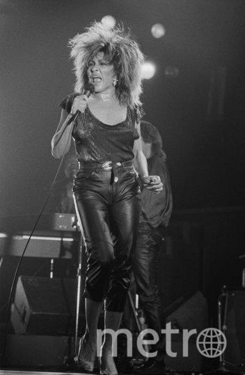 Тина Тернер в молодости. Фото Getty