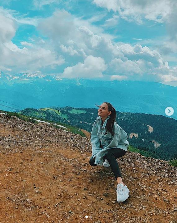 Нюта Байдавлетова. Фото Скриншот Instagram: @nyutaofficial