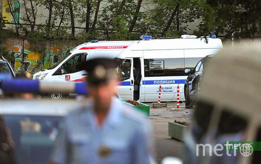 По данным МВД, в драке пострадали три человека. Фото Василий Кузьмичёнок