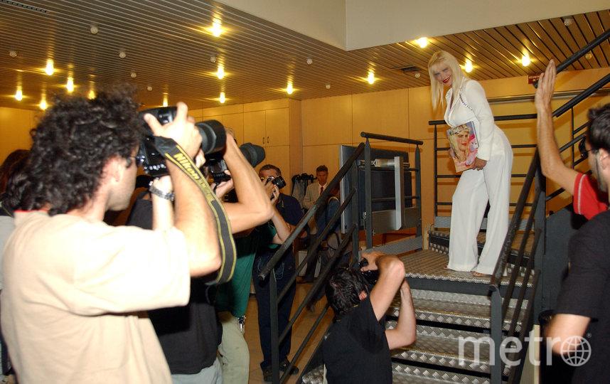 Чиччолина в 2004 году. Фото Getty