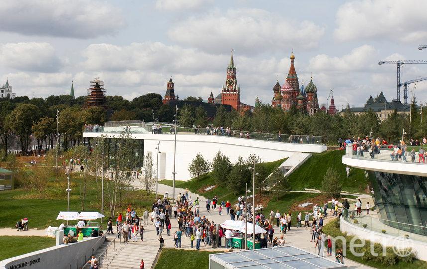 Москва. Фото Василий Кузьмичёнок