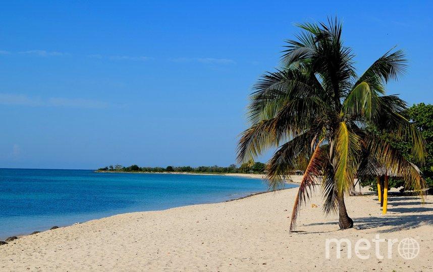 Пляж. Фото Pixabay