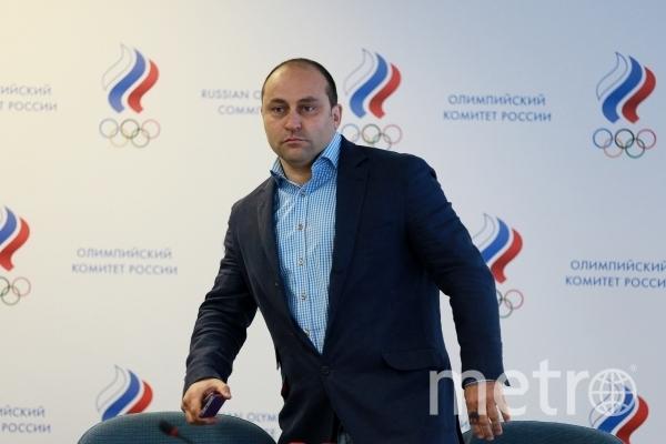 Дмитрий Свищев. Фото РИА Новости