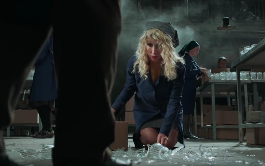 Кадр из клипа на песню Frau & Mann. Фото скриншот: youtube.com/watch?v=Dji_km6UJvA
