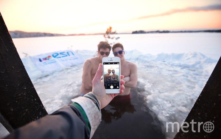 Ювяскюля. Зимние забавы. Фото Ingmar Wein, Предоставлено организаторами