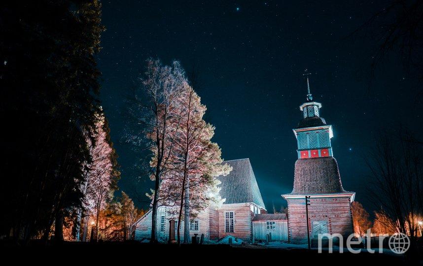 Ювяскюля. Старинная церковь и парк. Фото Предоставлено организаторами