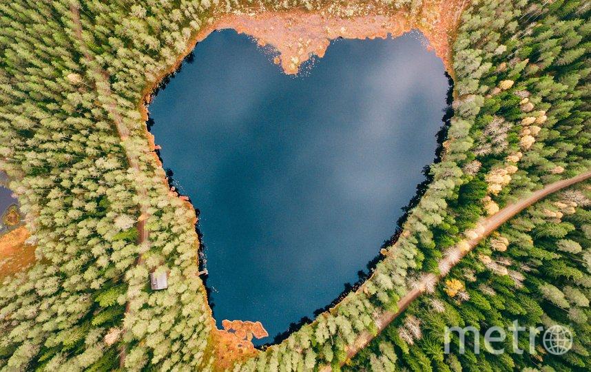 Ювяскюля - озерный регион. Фото Jussi Judin, Предоставлено организаторами