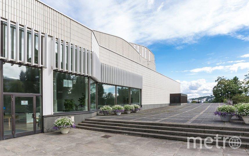 Ювяскюля. Здание городского театра, построенного по проекту Алвара Аалто. Фото Предоставлено организаторами