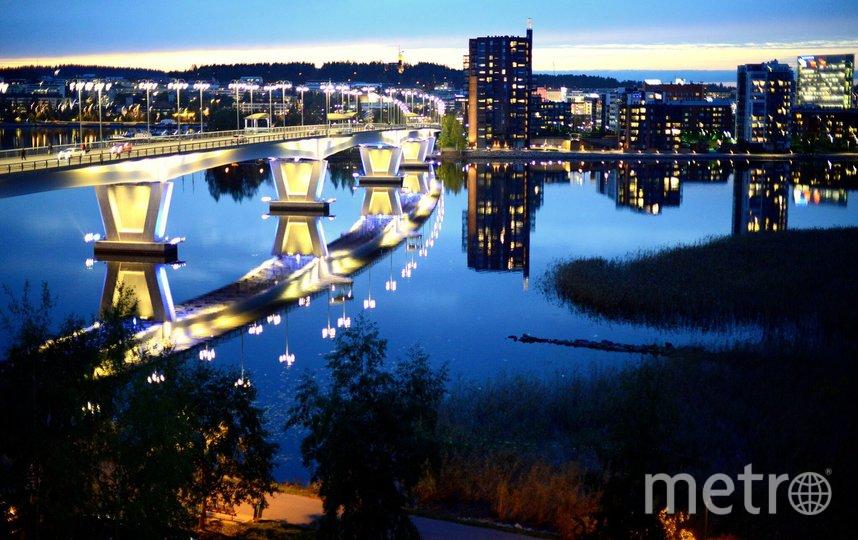 Ювяскюля. Мост Куоккала. Фото Walmari_Kalevi Korhonen, Предоставлено организаторами