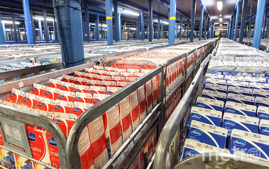 Завод Valio в Ювяскюля. Фото Предоставлено организаторами