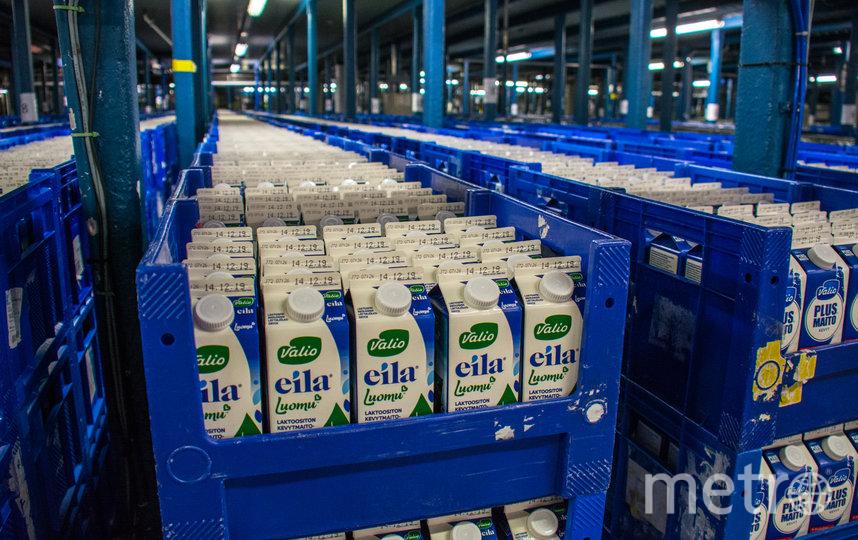 Безлактозное молоко Valio. Фото Предоставлено организаторами