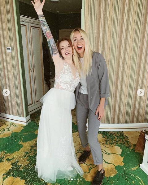 Евгения Огурцова и Елена Третьякова. Фото скриншот instagram.com/_lenatretyakova_/?hl=ru
