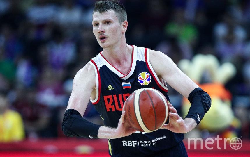 Сборная России по баскетболу узнала своих соперников. Фото Getty