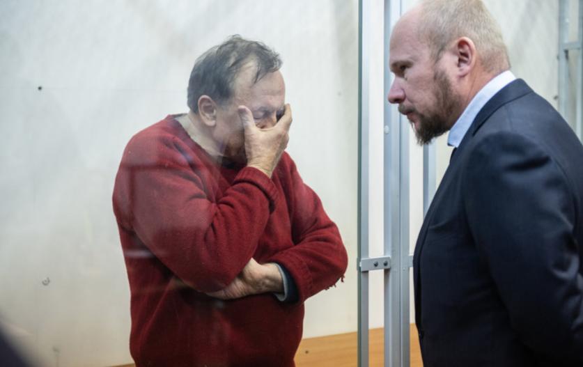 """Адвокат Соколова отрицал, что в отношении Соколова уже было возбуждено уголовное дело около 40 лет назад. Фото Святослав Акимов, фотоархив, """"Metro"""""""