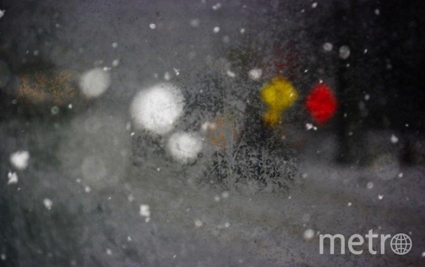В Петербурге будет около 0 и мокрый снег временами. Фото Getty