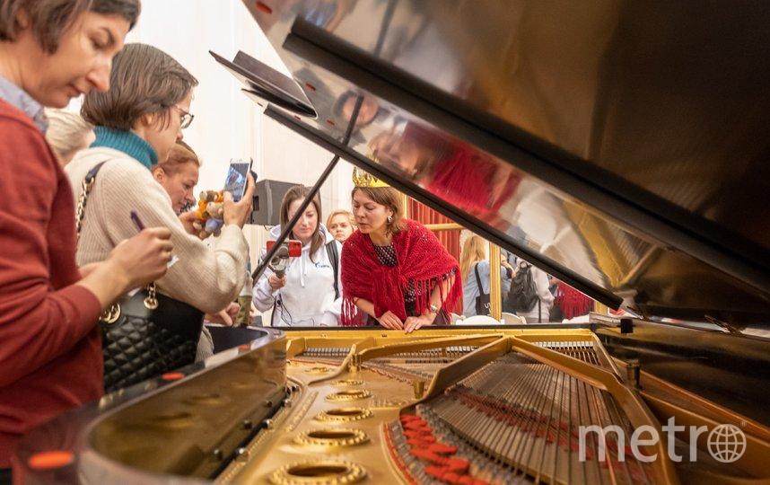"""3 тыс. инструментов находится в Музее музыки в Шереметевском дворце. Фото Алена Бобрович, """"Metro"""""""