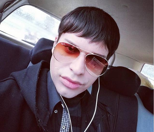 Гоген Солнцев, фотоархив. Фото скриншот www.instagram.com/solntcev/
