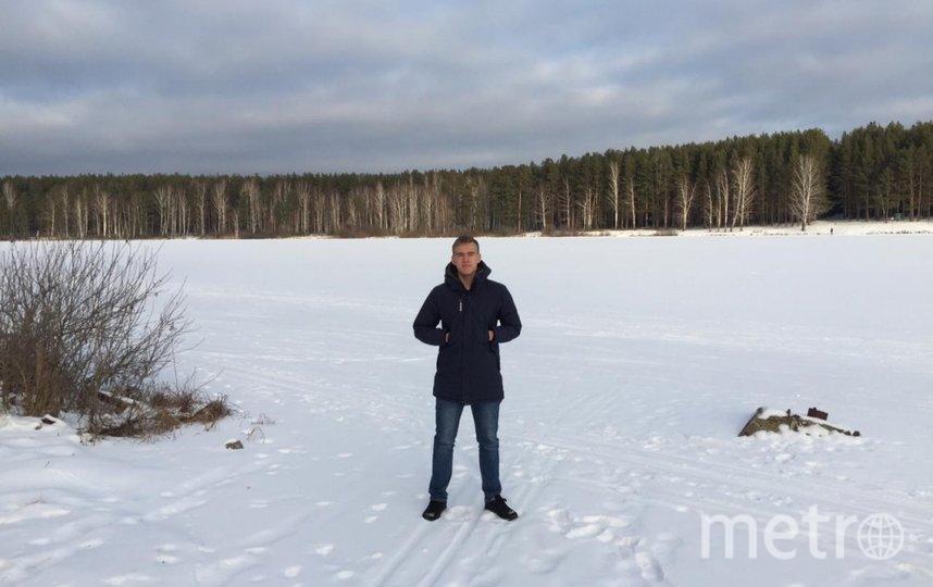 Дмитрий Хмелинин. Фото 66.mchs.gov.ru