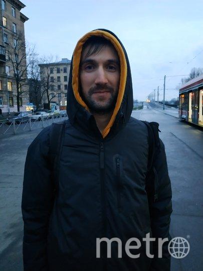 "Борис, технический специалист, 30 лет. Фото ""Metro"""