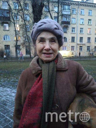 "Любовь Алексеевна, пенсионерка, 73 года. Фото ""Metro"""