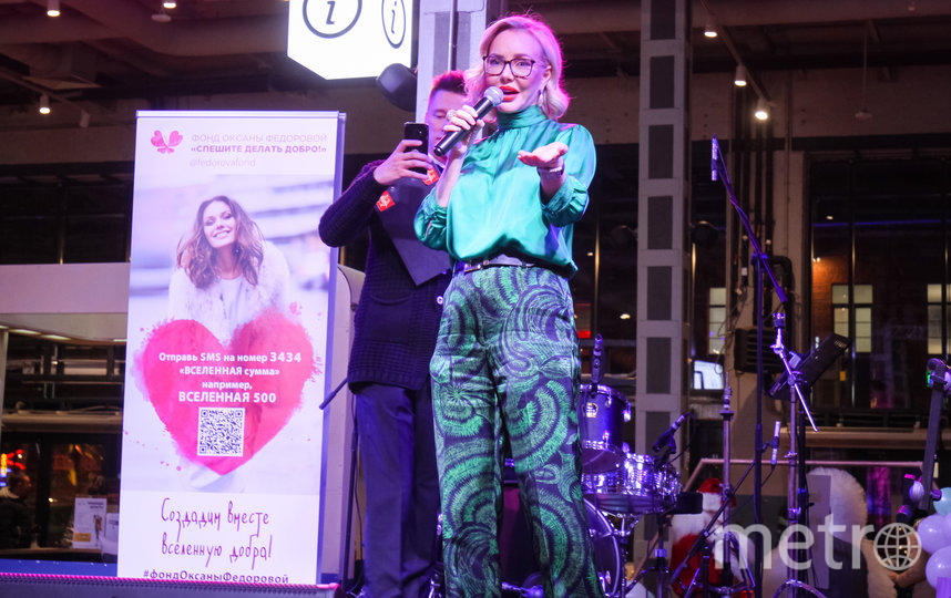 Маша Малиновская. Фото Предоставлено организаторами мероприятия.