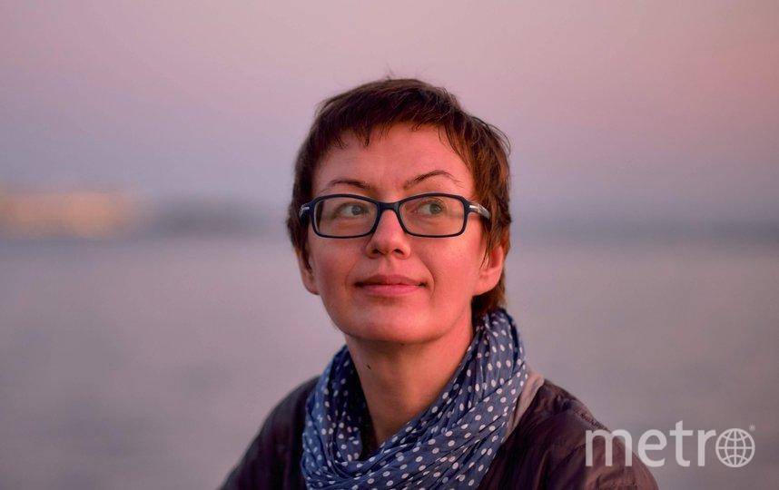"""Алена Бобрович. Фото """"Metro"""""""