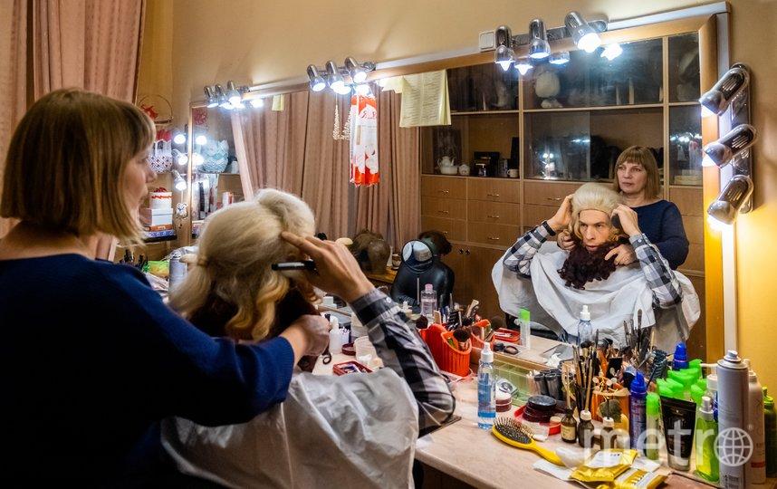 """Театр им.Акимова. Фото Алена Бобрович, """"Metro"""""""