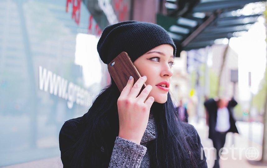 """Часто пешеходы попадают под колёса по своей вине, отвлекаясь на смартфон. Фото https://pixabay.com, """"Metro"""""""