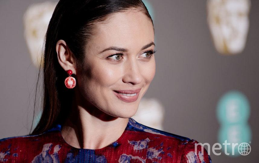 Ольга Куриленко. Фото Getty