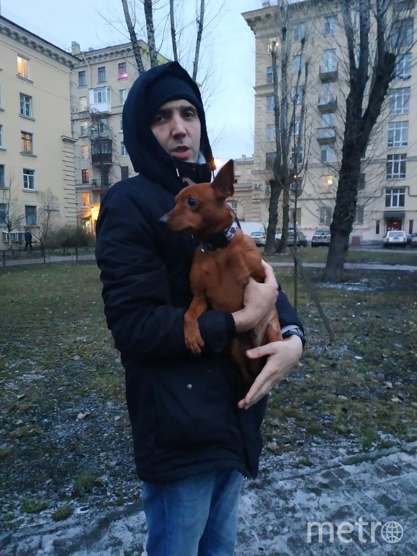 """Петр, служащий, 38 лет. Фото Наталья Сидоровская, """"Metro"""""""