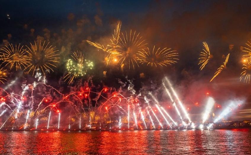 """""""Алые паруса"""" признали лучшим праздником в мире. Фото Фотоархив-2019, """"Metro"""""""