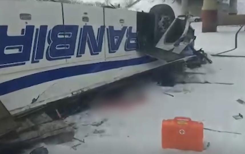 В результате ДТП в забайкалье погибли 19 человек - 16 из них опознаны. Фото скриншот видео www.5-tv.ru/