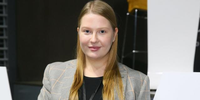 Станислава снималась для журнала Cosmopolitan.