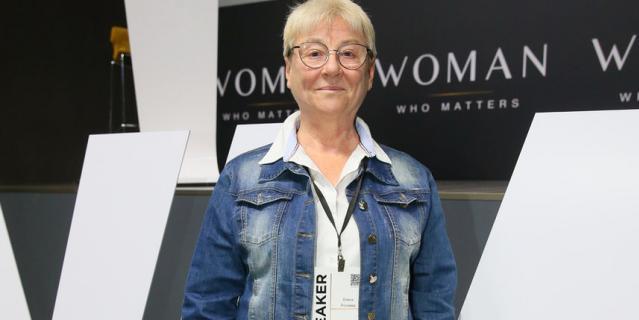 Елена Росяева занялась спортом из-за внука.
