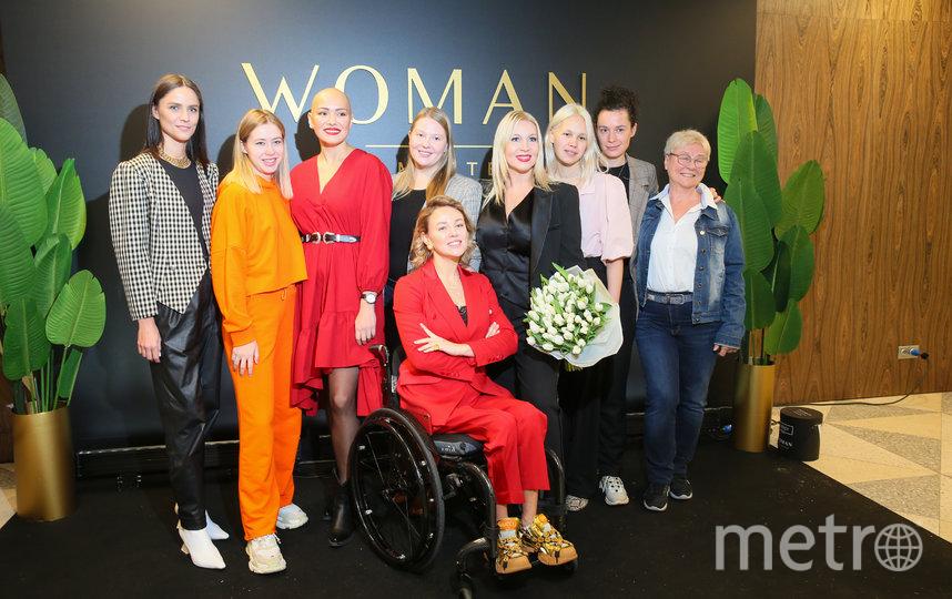 В столице прошёл форум Woman Who Matters. Фото Василий Кузьмичёнок