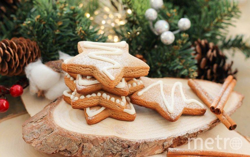 15 декабря – Международный день чая. Украсить стол можно имбирным печеньем – символом наступающего праздника. Фото pixabay.com