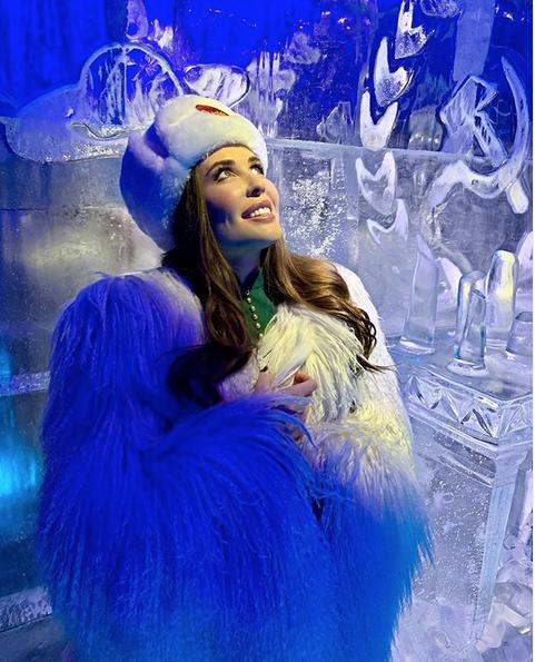 Юлия Михалкова. Фото скриншот: instagram.com/mihalkova/
