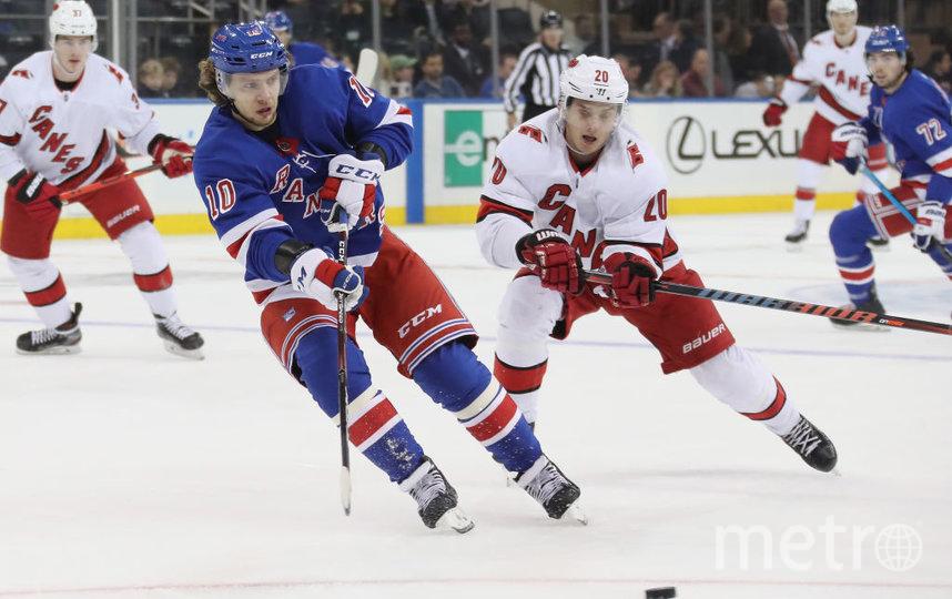 Панарина признали лучшим российским хоккеистом ноября в НХЛ. Фото Getty
