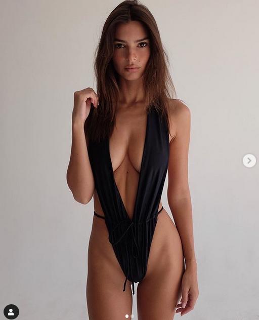 Эмили Ратаковски, фотоархив. Фото скриншот www.instagram.com/emrata/