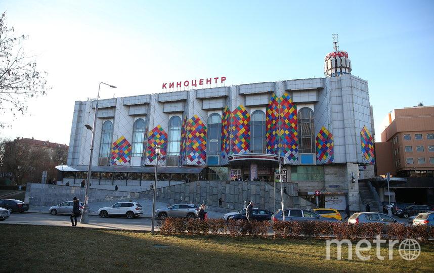 """Таким запомнят москвичи киноцентр """"Соловей"""". Фото Василий Кузьмичёнок"""