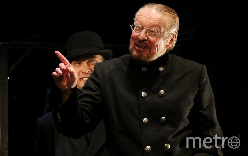 Александр Масалов. Фото предоставила пресс-служба театра