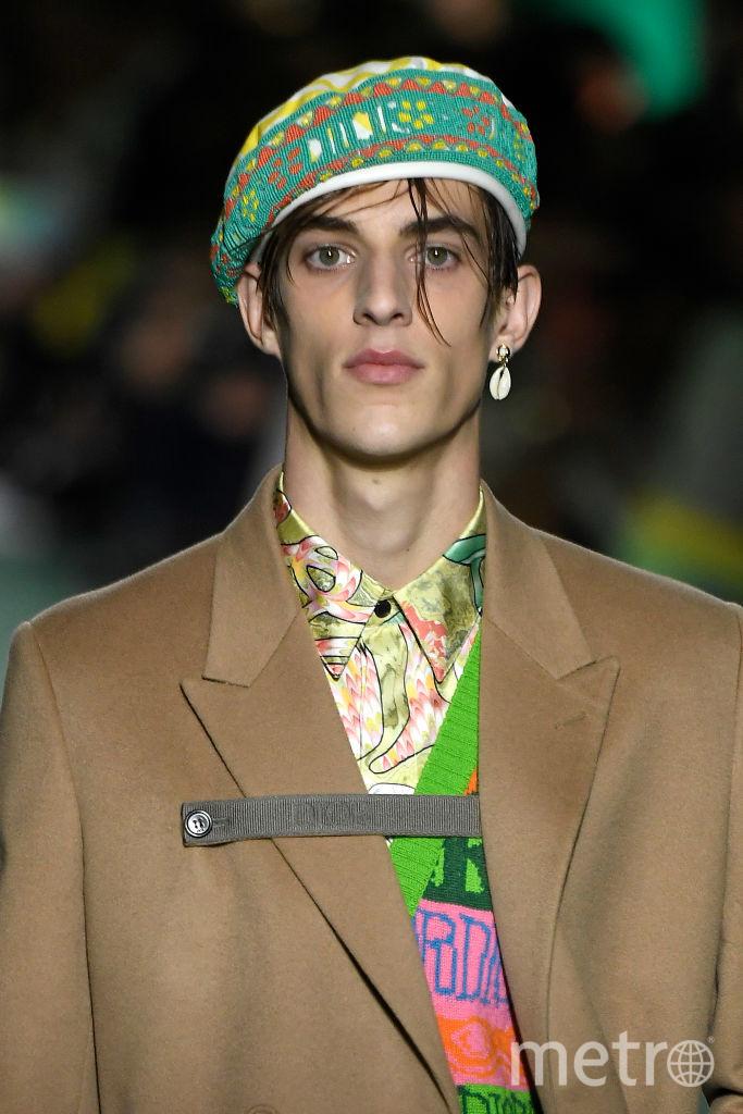 Показ Dior Men. Фото Getty